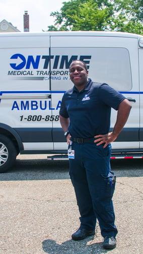 Driver Jobs Belleville NJ   On Time Ambulance