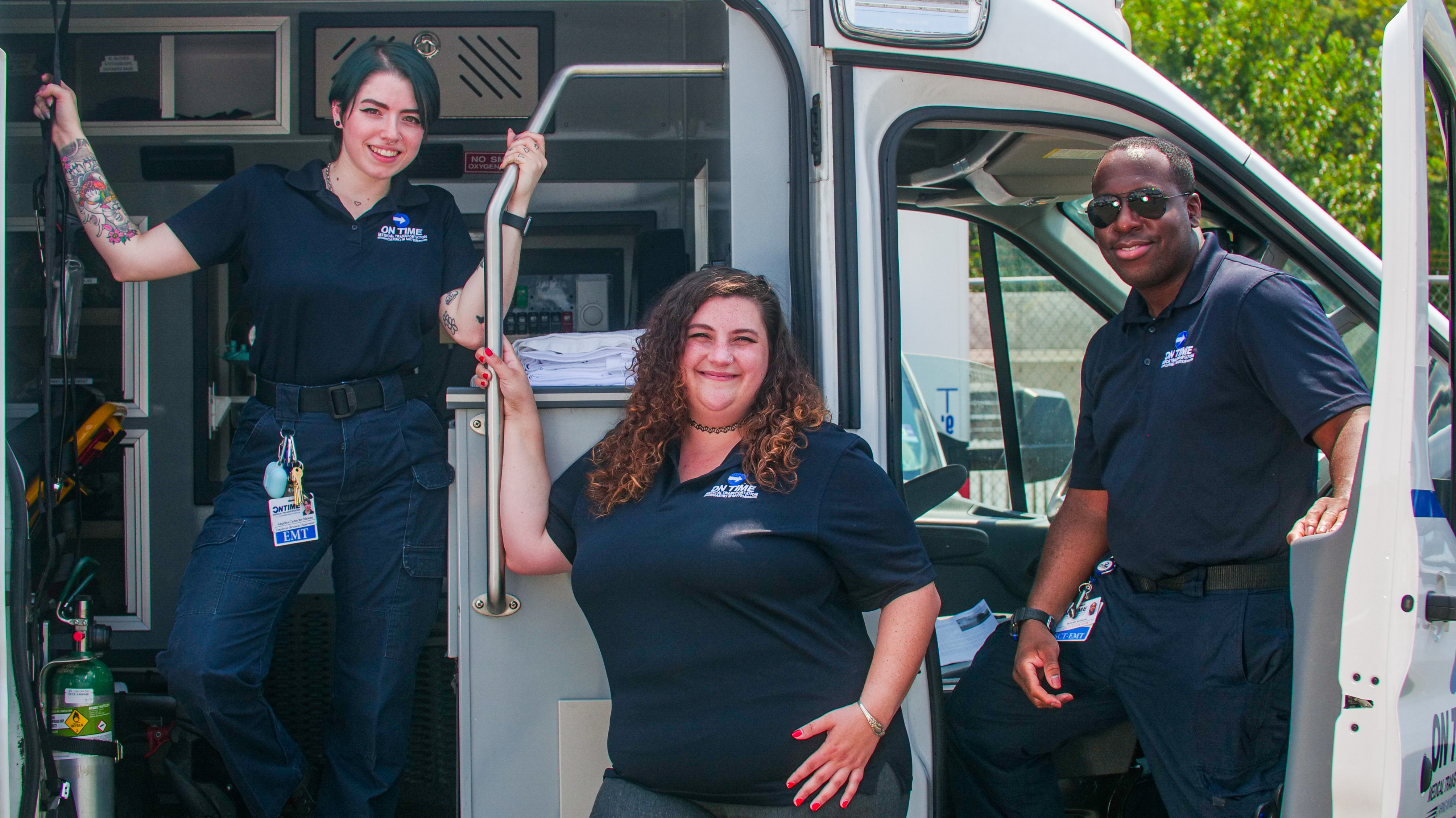 Driver Jobs Toms River NJ   On Time Ambulance