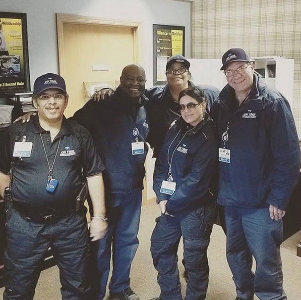 EHC crew