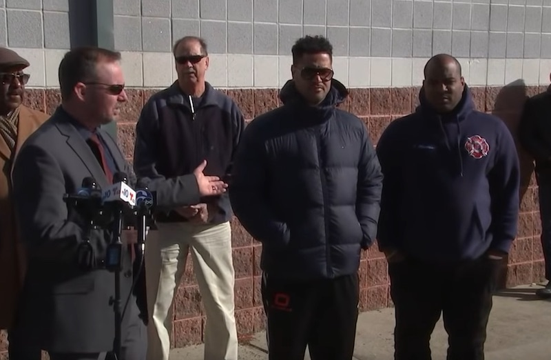 EMT Firefighters Sanchez and Alexander | NJ Heroes