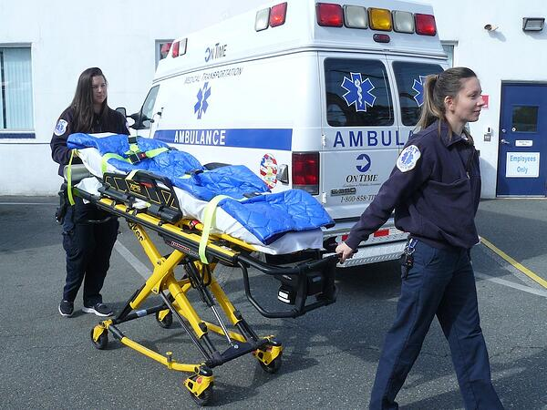 NJ EMT JOBS | On Time Transport
