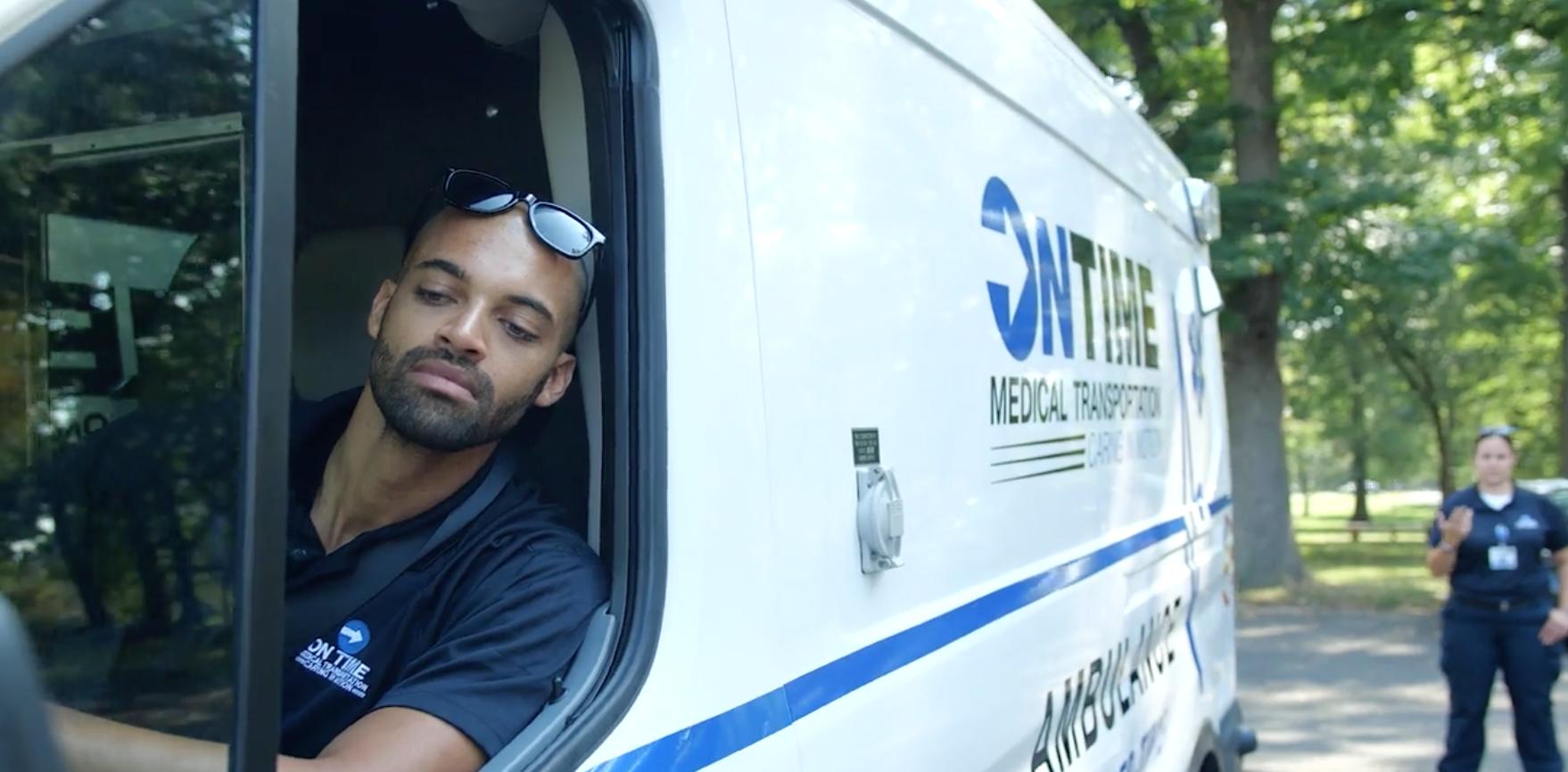 On Time Ambulance   EMR Jobs Roselle NJ