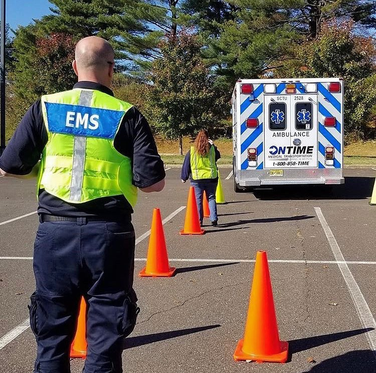 On Time Ambulance | EMR Jobs Voorhees NJ