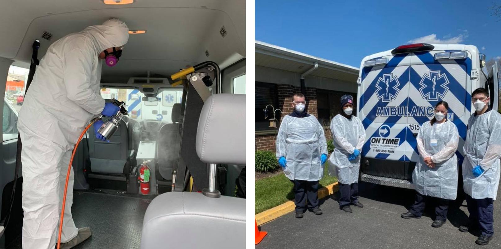 On Time Ambulance   EMS Careers Voorhees NJ