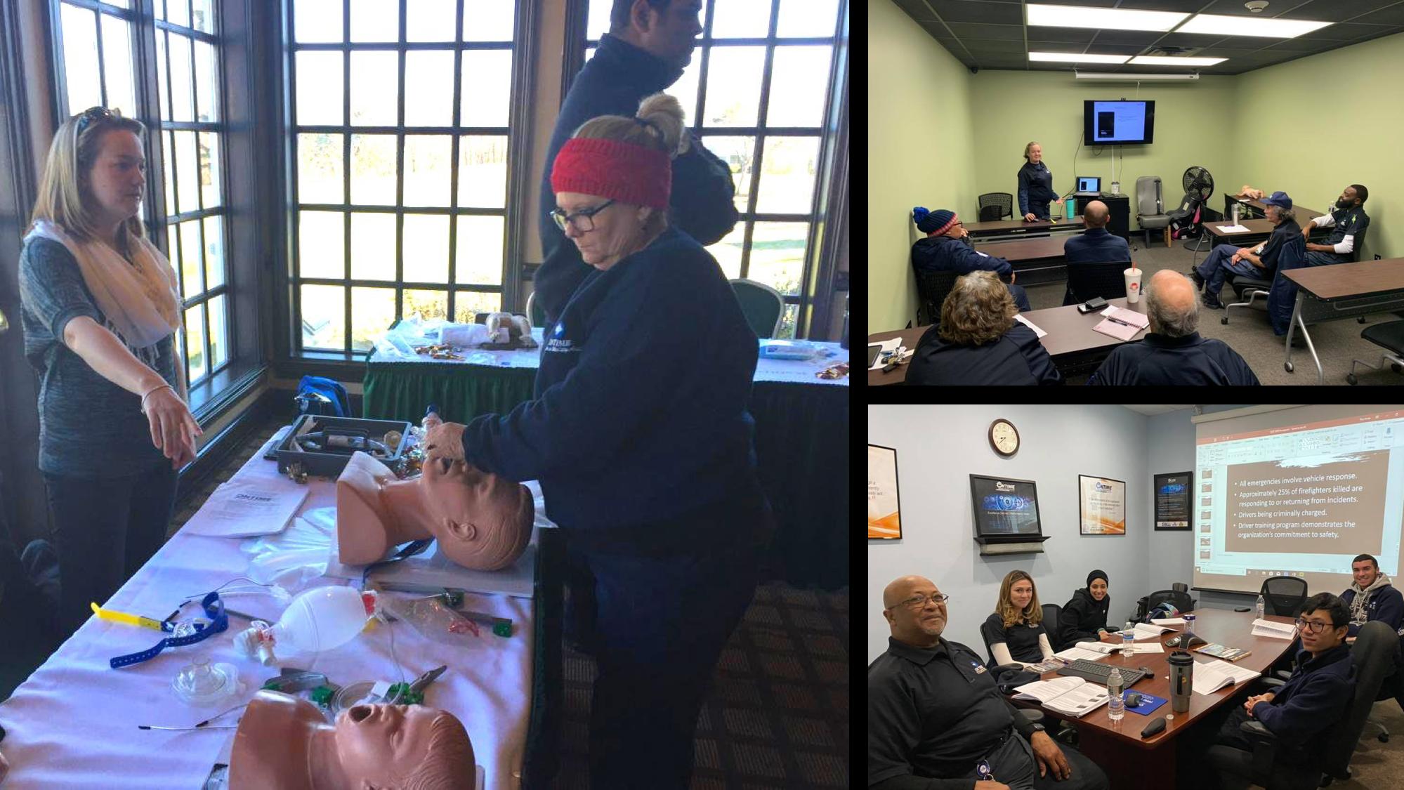 On Time Ambulance | EMT Training School Roselle NJ