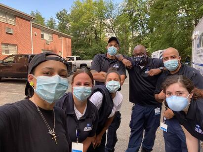 On Time Ambulance | Healthcare Jobs Egg Harbor City NJ