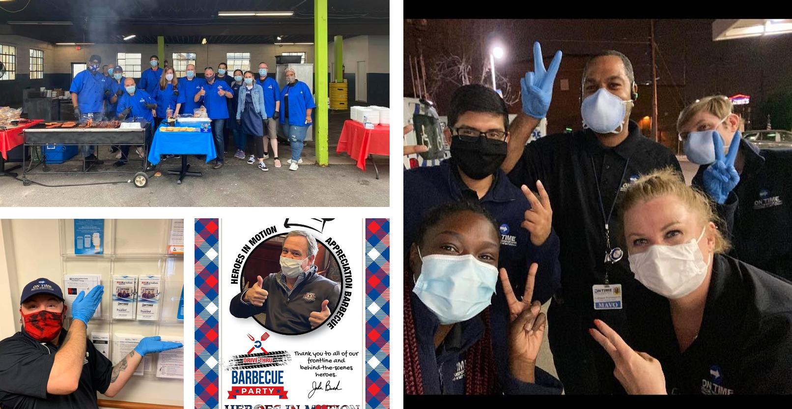 On Time Ambulance | Healthcare Jobs Voorhees NJ