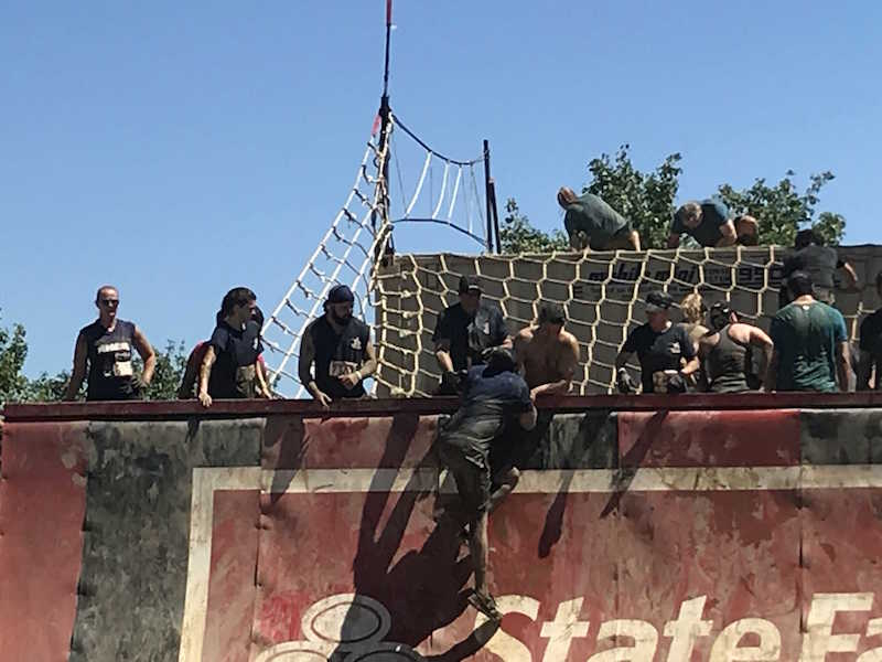 On Time Rugged Maniac 2