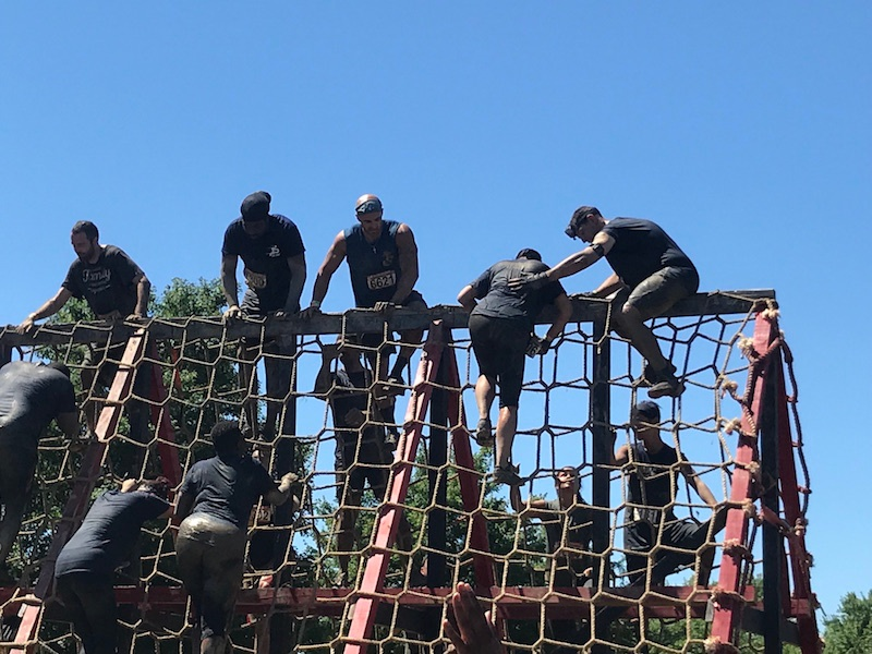 On Time Rugged Maniac 3