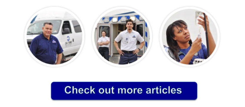 read more on time ambulance blog articles