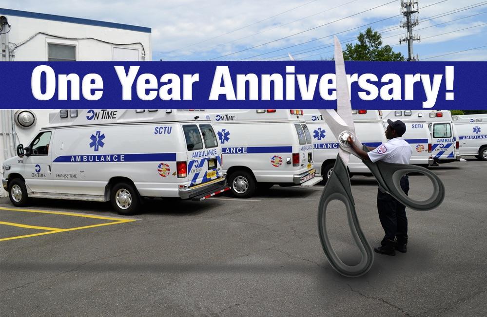 EHC one year anniversary